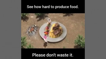 Do you really respect your Food ?