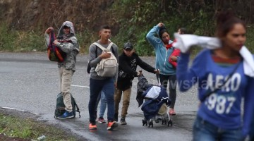 Talk of southern border does not deter more migrants from seeking entry into the US