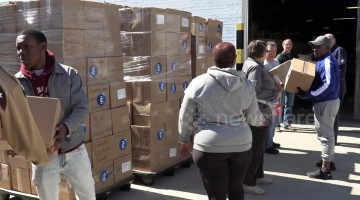 Toronto volunteers prepare aid for Cyclone Idai victims in Mozambique and Zimbabwe