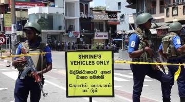 Sri Lanka mourns the Easter bombing attacks that claimed hundreds of lives