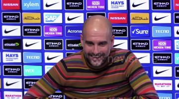 Pep Guardiola's funniest Manchester City moments