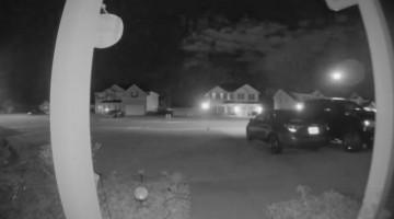 Meteor Flies Over Georgia Homes