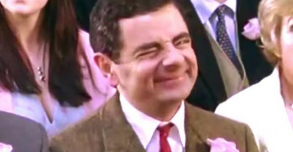 Weddings Funny Scene -Mr Bean:)