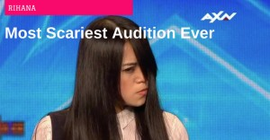 Scary Audition Ever in Asia's Got Talent