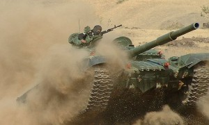 Indian Army's FirePower: List Of Combat Vehicles Used By The Military.