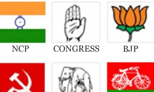Infographic: List Of All The Recognized Political parties Of India