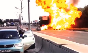 Just When You Think The Worst Is Over, It Begins All Over Again. This Insane Explosion Video Is The Best We Have Seen!