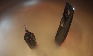 Two Russian Daredevils Climb China's Monstrosity Of A Tower But They Are Not Proud of It! Find Out Why