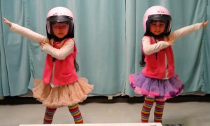 This Is The Most Cutest Dance Video You Will Ever See!