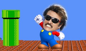 This Is What Happens When You Put Superstar Rajinikanth In A Video Game