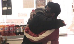 The Look On His Face After A Homeless Man Wins A Lottery Will Make You Speechless