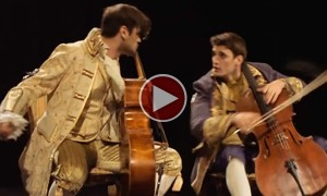This Is The Most Epic Cello Performance We Have EVER Seen! Unbelievable