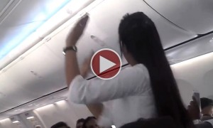 An Airline Crew Celebrated Holi Mid-Air. But What Happened Next Will Make You Angry