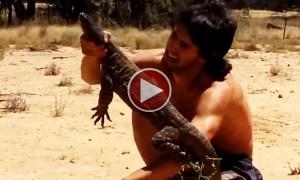 Meet The Next Crocodile Hunter