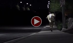A Guy Went For A Walk At 2 A.M. What Happened Next Is More Terrifying Than You Think
