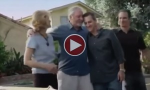 A Son Gives His Dad a Gift That Reduces Him to Tears