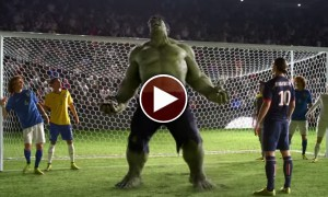 Watch This Star Studded Epic Soccer Ad From Nike