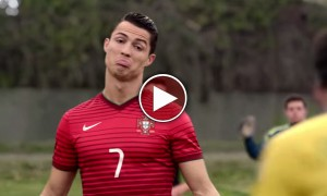 Nike Fits A Galaxy Of Soccer Superstars In One Amazing Ad