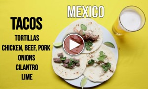 Watch What Drunk People Around The World Love To Eat