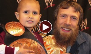 What Pro Wrestling Did To This Kid Will Melt Your Heart. A Must Watch