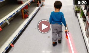 This Pint Sized Action Hero Has A Message To All The Real Life Super Heroes!