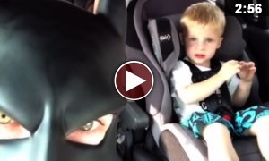 BatDad Could Be The Best Thing To Hit The Internet