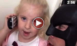 BatDad Is The Super Hero That Every Kid Deserves!