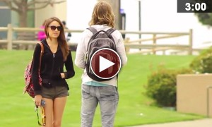 Two Guys Show Us A Fool Proof Way Of Asking Girls Out And It Works!