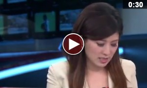 Heartbreaking Video Of A News Anchor Announcing The Death Of Her Friend