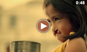 You Won't Believe What This Little Girl Does Just To See Someone Smile
