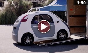 Unbelievable! Google's Self Driving Car Is The BEST THING EVER!