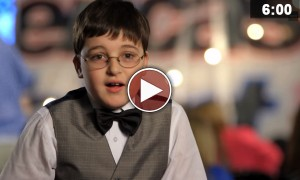 A Prodigy With A Personality Shows Off His Phenomenal Piano Skills!