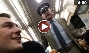 Drunk Old Man Starts The Most Unbelievable Sing Along I Have Ever Heard!