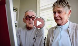 I'm Sure This Video Will Make All The Grandpas And Grandmas Happy