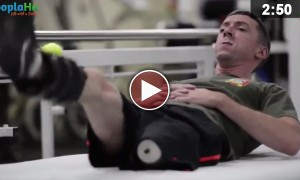 This Video Of Amputee Soldiers Learning To Walk Again Will Remind You Anything Is Possible!