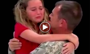 This Video Of Soldiers Reuniting With Their Families Left Me In Tears Of Joy