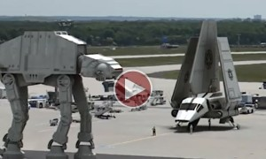 This Leaked Star Wars Footage Will BLOW YOUR MIND!!