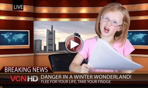 The Most Adorable News Cast Ever Made! This Is Absolutely Precious!