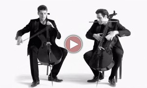 I Never Knew Cellos Could Be So SEXY Until I Saw 2Cellos Performing Something Like This!