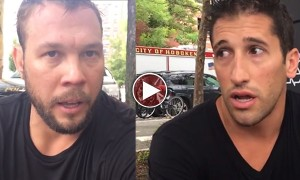 You Won't Believe These Two Guys Did For A Mentally Challenged Woman!