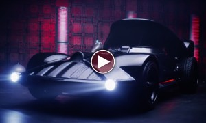 This 'Darth Vader' Car Is The Most Ridiculously Coolest Thing I've Ever Seen!