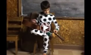A Blind Kid Sings The Most Hauntingly Beautiful Blues Song You Will Ever Hear!!