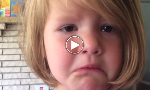 When This Cute Little Girl Said Those Words My Heart Melted! This Is The CUTEST Thing You Will See Today