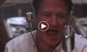 This One Minute Tribute To Robin Williams Will Give You The Chills