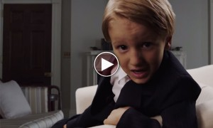Watch These Cute Kids Reenacting Scenes From This Year Emmy Nominated TV Shows