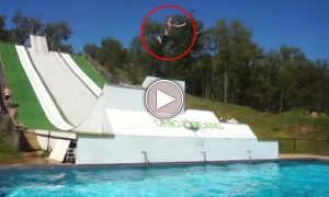 This Is The Most Breathtakingly Awesome Slip And Fly Video I\'ve Ever Seen
