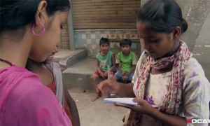 Watch The Incredible Story Of An Indian Newspaper Written, Produced And Published By Slum Kids