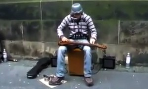 This One Man Band Will Blow You Away With This Fantastic Performance!