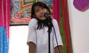 Adorable Girl Singing A Nursery Rhyme In Different Accents Will Put A Huge Smile On Your Face