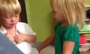 This Adorable Argument Between Kids Is So Cute It Hurts